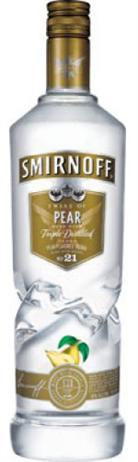 Smirnoff Vodka Pear